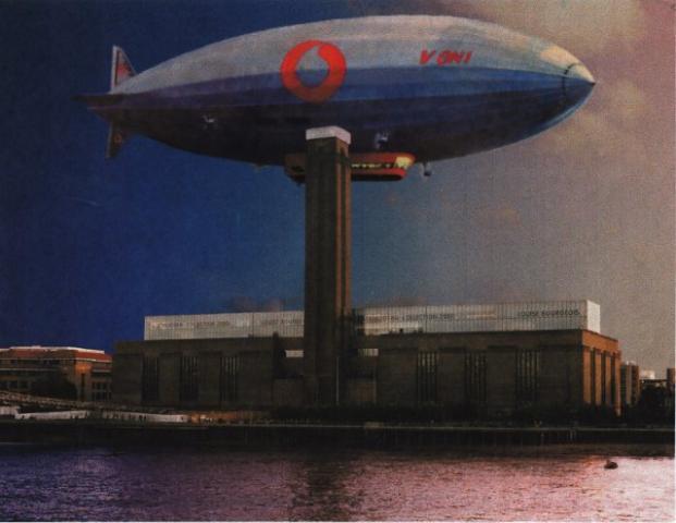 Vodafone Zeppelin